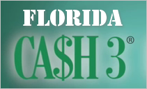 Florida Cash 3 Evening recent winning numbers