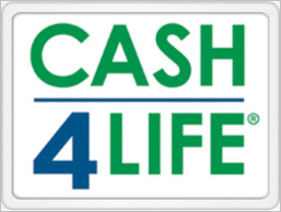 Florida Cash4Life Frequency Chart for the Latest 100 Draws