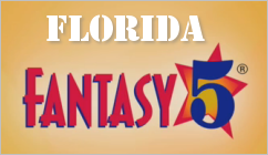 Florida Fantasy 5 winning numbers search