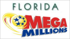 Florida MEGA Millions Frequency Chart for the Latest 100 Draws
